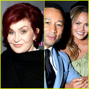 Sharon Osbourne Claps Back at Chrissy Teigen's Response to Her John Legend Criticism