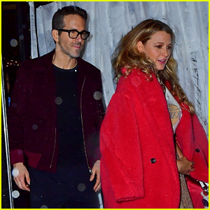 Blake Lively & Ryan Reynolds Help Taylor Swift Celebrate Her 30th Birthday in NYC!
