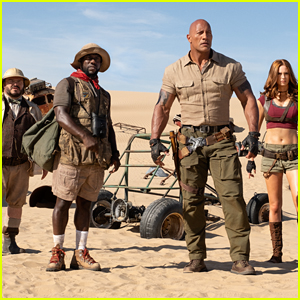 'Jumanji' Sequel Is Performing Better Than Expected at Box Office!