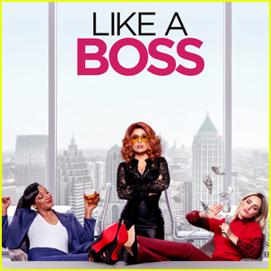 Tiffany Haddish & Rose Byrne Star in 'Like A Boss' Red Band Trailer - Watch Now!