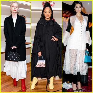 Lucy Boynton, Tessa Thompson, & Many More Celebrate Loewe's New York Store Opening
