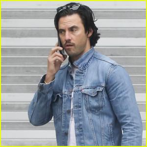 Milo Ventimiglia Runs Errands During Day Out in the 90210