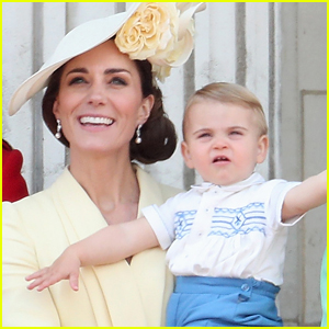 Duchess Kate Middleton Reveals One of Prince Louis' First Words & It's Not What You'd Expect!