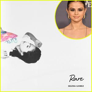 Selena Gomez Unveils New Album Title, Track List & Artwork - See It Here!