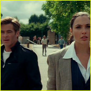 'Wonder Woman 1984' Trailer Reunites Gal Gadot & Chris Pine - Watch Now!