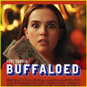 Zoey Deutch's Indie Comedy 'Buffaloed' Gets Release Date, Teaser Trailer Arrives Online!