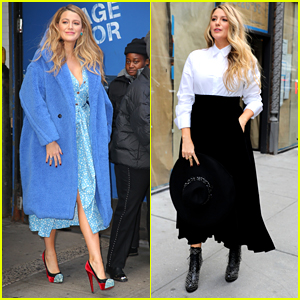 Blake Lively Considers Her New Movie 'The Rhythm Section' A Love Story