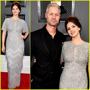 Lana Del Rey & Boyfriend Sean Larkin Couple Up at Grammys 2020!