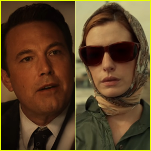 Ben Affleck & Anne Hathaway Star in 'The Last Thing He Wanted' - Watch the Trailer! (Video)