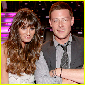 Lea Michele Reveals This 'Glee' Scene with Cory Monteith Makes Her Emotional Now