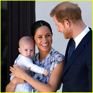 Prince Harry & Meghan Markle's Son Archie's Godparents Revealed, Months After His Birth!