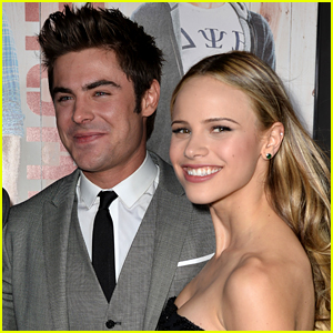 Is Zac Efron Dating Halston Sage? See What an Insider Is Saying!