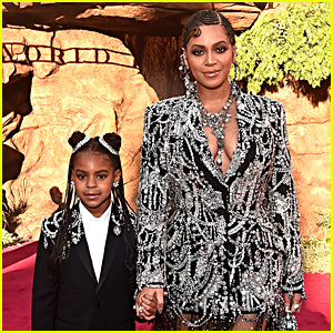 Blue Ivy Carter Makes Awards History with Her NAACP Win