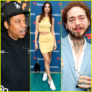Jay-Z, Emily Ratajkowski, &