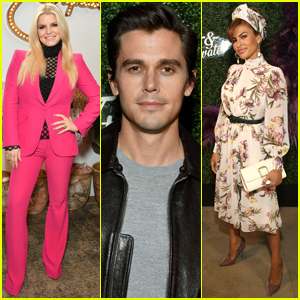 Jessica Simpson, Eva Mendes, & More Stars Step Out for Create & Cultivate in L.A.