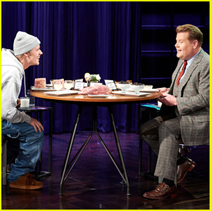 Justin Bieber Gets James Corden to Reveal How Much He Regrets Doing 'Cats' (Video)