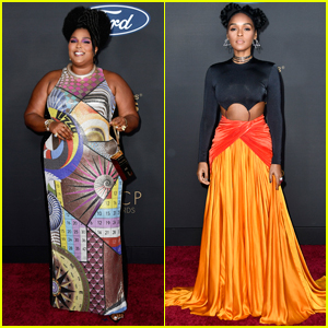 Lizzo & Janelle Monae Arrive in Style for NAACP Image Awards 2020