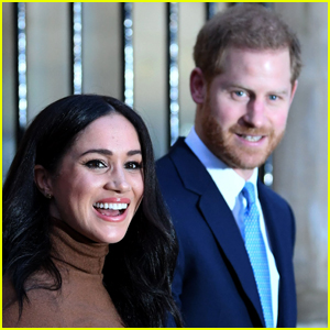 Prince Harry & Meghan Markle Spotted Returning to Canada Together After Royal Exit