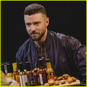 Justin Timberlake Ranks His Own Discography on 'Hot Ones' - Watch! (Video)