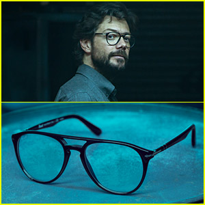 Look Like The Professor from 'Money Heist' with These Glasses!