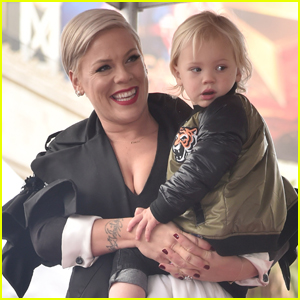 Pink Details Coronavirus Battle, Says Son Jameson Has Been 'Really, Really Sick'