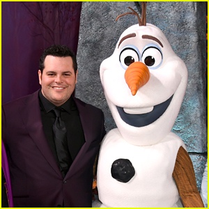 Josh Gad's Daughters Wish He Was The Voice Of This Other Disney Character Instead Of Olaf