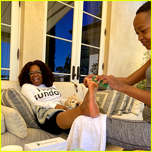 Oprah Winfrey Is Using This Foot Cream During Quarantine & It's 50% Off Right Now!