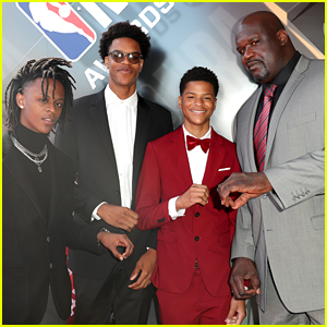 Shaquille O'Neal Tells His Sons This On What To Say To Police