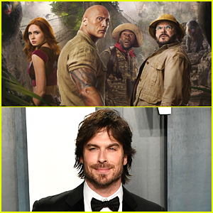'Jumanji: The Next Level' Surpasses $800 Million Worldwide at The Box Office & This 'Vampire Diaries' Star Wants A Role In The Next One