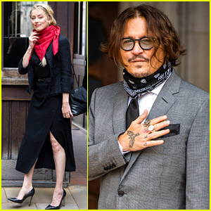 Johnny Depp Says He Told Amber Heard to Stop Doing Nude Scenes to Be Taken Seriously as an Actress