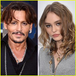 Johnny Depp Reveals the Age He Gave Lily Rose Depp Marijuana for the First Time