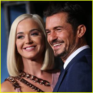 Katy Perry Praises Orlando Bloom's Parenting Skills Ahead of Daughter's Birth