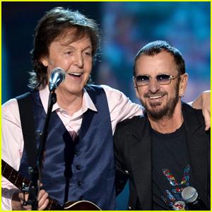 Paul McCartney Sends Love to Ringo Starr on His 80th Birthday!