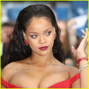 Rihanna Is Launching Her Own Skincare Line!