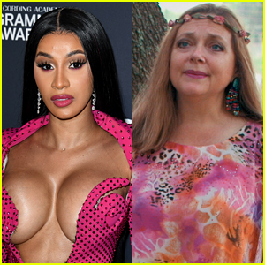 Cardi B Has Epic Response to Carole Baskin Over Tigers in 'WAP' Video