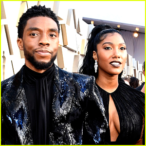 Chadwick Boseman's Wife Taylor Simone Ledward Has an Important Message for Fans