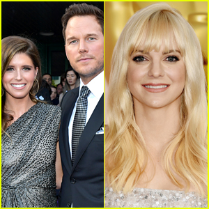 Here's How Anna Faris