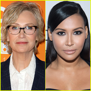 Jane Lynch Shares a Sweet Tribute For The Late Naya Rivera