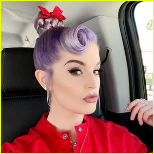 Kelly Osbourne Shows Off 85 Pound Weight Loss!