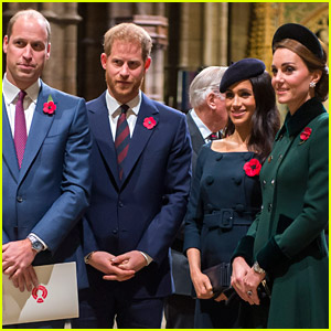 Meghan Markle Gets Birthday Wishes from Prince William & Kate Middleton!