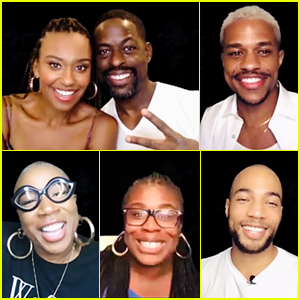 'Friends' Fans Loved Everything About the All-Black Cast Reading on 'Zoom Where It Happens'