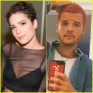Halsey Reacts to Fans Thirsting Over Her Younger Brother Sevian!