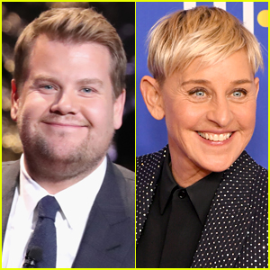 James Corden Finally Addresses Rumor That He's Replacing Ellen DeGeneres