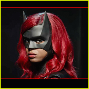 Javicia Leslie Suits Up as Batwoman in First Look Pic!
