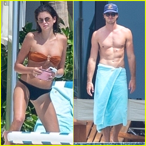 Kaia Gerber & Jacob Elordi Are Still Vacationing Together - See the Hot New Pics!