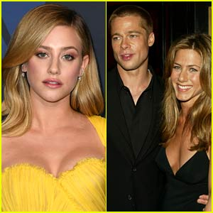 Lili Reinhart Has an 'Unpopular Opinion' About Brad Pitt & Jennifer Aniston's Reunion