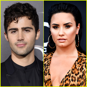 Max Ehrich Is Doubling Down on This Demi Lovato Story...