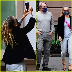 Sarah Jessica Parker & Matthew Broderick Check Out Real Estate Properties Together