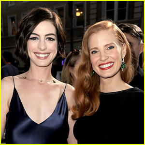Anne Hathaway & Jessica Chastain to Reunite to Play Rival Housewives in 'Mothers' Instinct' Movie