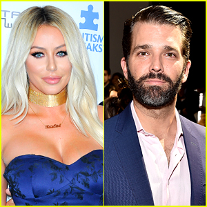 Donald Trump Jr.'s Ex Aubrey O'Day Makes Shocking Claims About Trump Kids